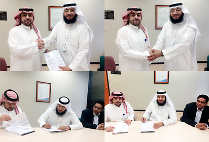 Contract Signing for SEC-Tabarjal Project